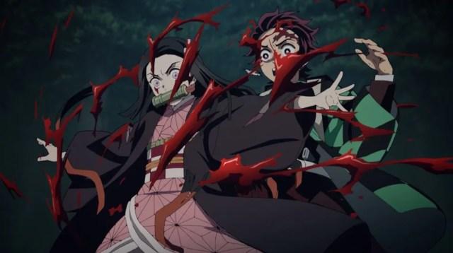Review of Demon Slayer: Kimetsu no Yaiba Episode 19: Nezuko took the strike to save Tanjiro