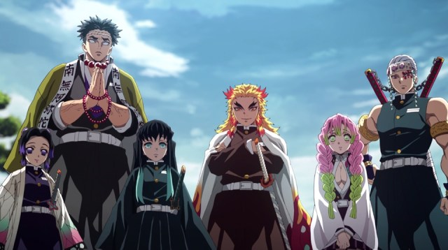 Review of Demon Slayer: Kimetsu no Yaiba Episode 21: The Hashiras would have been more impressive if they would have treated Tanjirou better