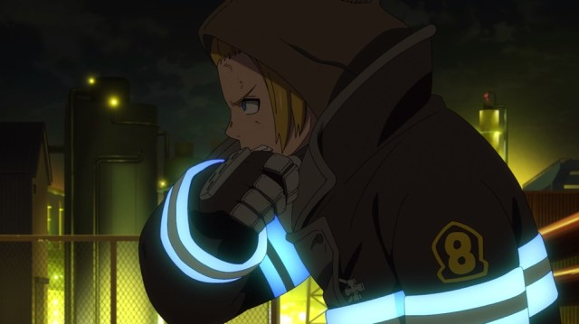 Review: Fire Force Episode 5: Arthur couldn't understand why he was weak