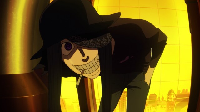 Review: Fire Force Episode 10: Joker is dangerous