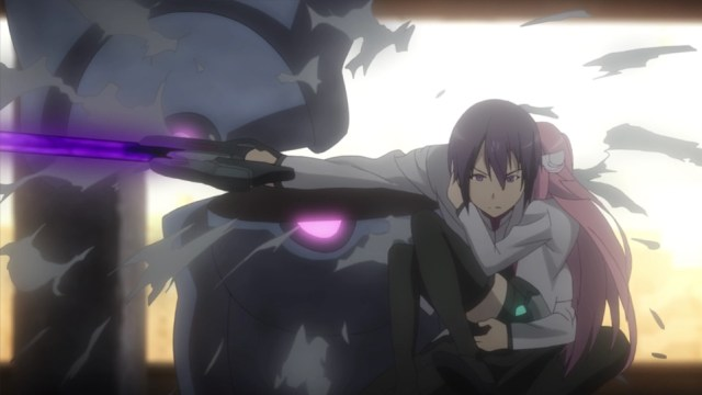 The Asterisk War Episode 4: Ayato can be seriously dangerous