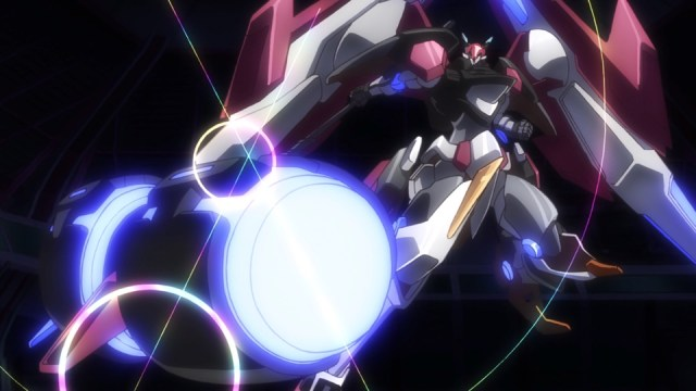 The Asterisk War Episode 17: AR-D's final form was enormously powerful