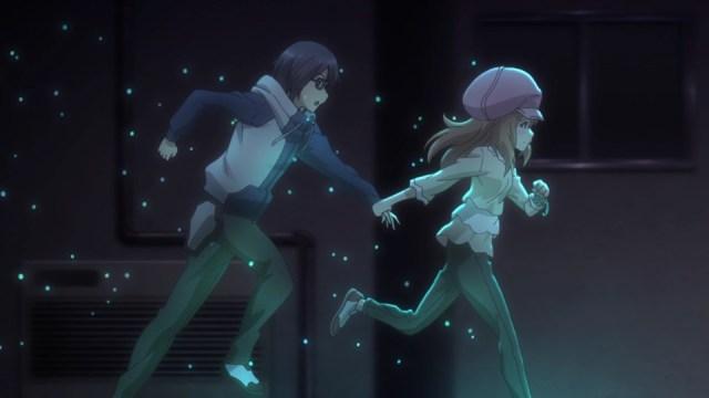The Asterisk War Episode 19: The stranger sparkles as she runs