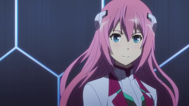 The Asterisk War Episode 19: Julis is happier with friends