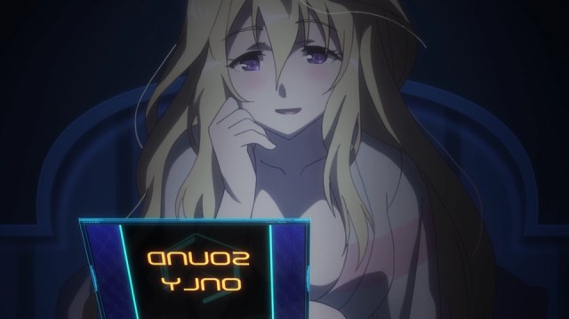 The Asterisk War Episode 22: Claudia receives an audio-only call
