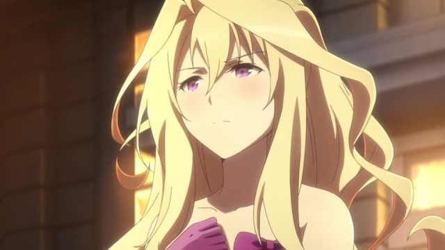 The Asterisk War Episode 22: Claudia keeps her own counsel