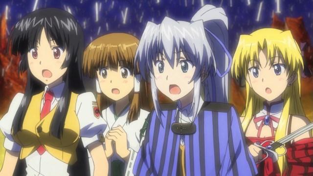 Campione! Episode 13: Godou can still shock Ena, Mariya, Liliana, and Erica!