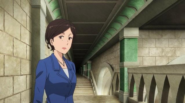 Gate Thus the JSDF Fought There Episode 20: Shirayuri, Sugawara's boss, played a pivotal role