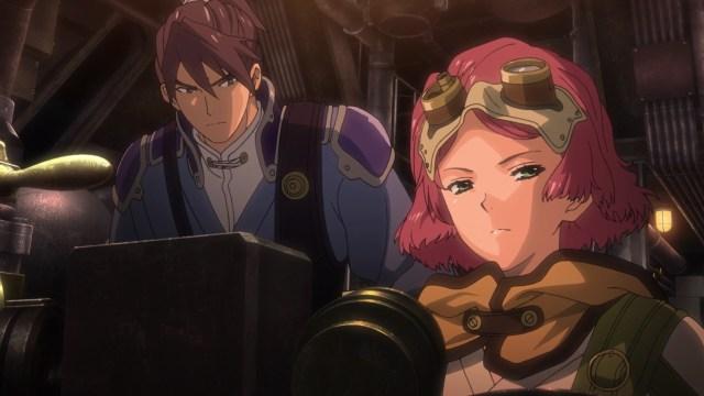 Kabaneri of the Iron Fortress Episode 2: Yukina wasn't taking any of Kurusu's nonsense.