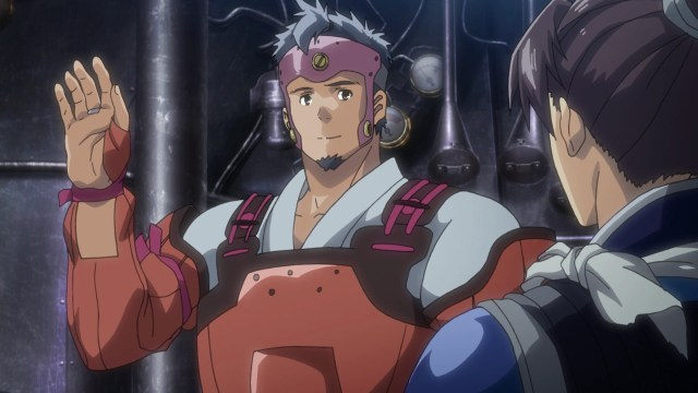 Kabaneri of the Iron Fortress Episode 4: Kibito had several great ideas in this episode