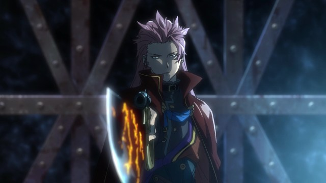 Kabaneri of the Iron Fortress Episode 8: Biba showed his inhumane side