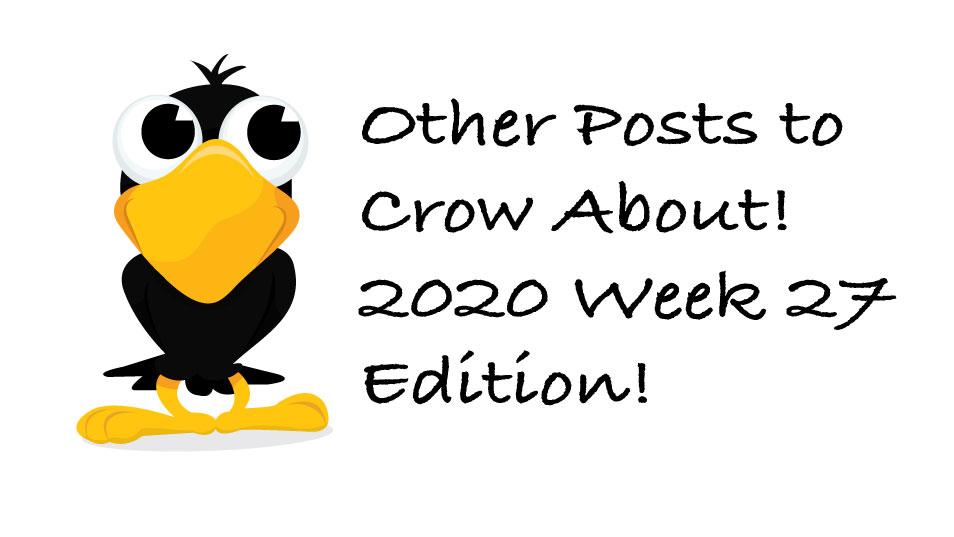 My Favorite Anime Community Posts 2020 Week 27