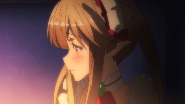 Outbreak Company Episode 2: Myucel desperately wanted to learn how to read.