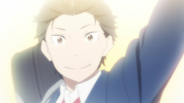 Re:ZERO season 2 Episode 29: Subaru got to respond to his mother, unlike the last time they parted.