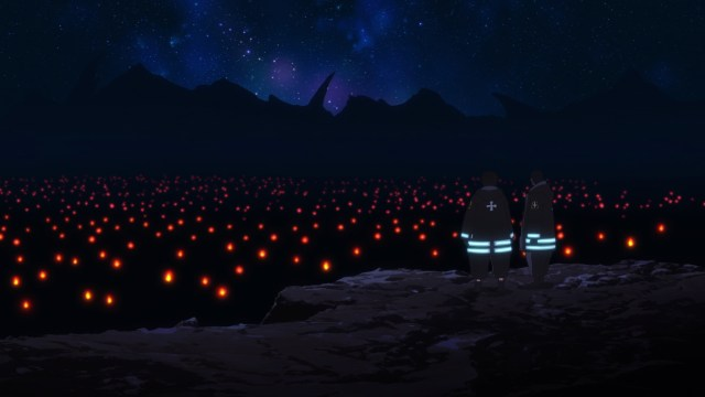 Fire Force Season 2 Ep 7: The little stars were beautiful. But they weren't stars.