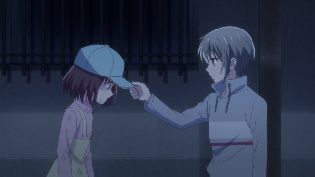 Fruits Basket Season 2 Episode 21: Yuki's home life might he terrible, but he still wanted to help little Tohru.