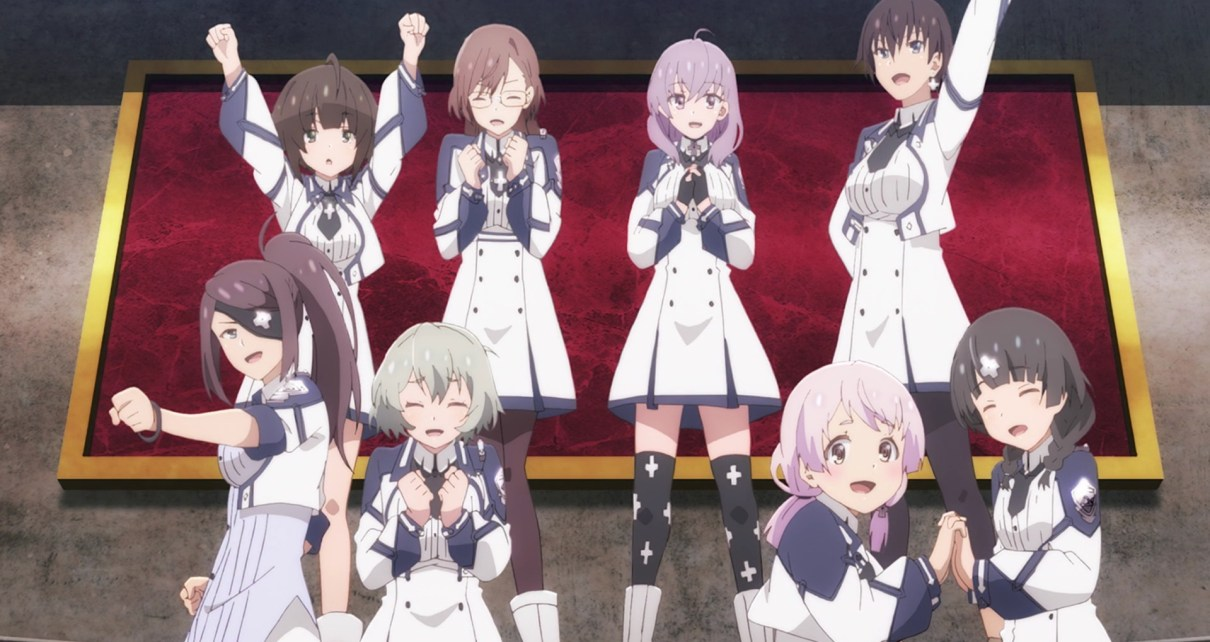 The Misfit of Demon King Academy Episode 7: The members of the Anos Fan Union were the real stars of this episode.
