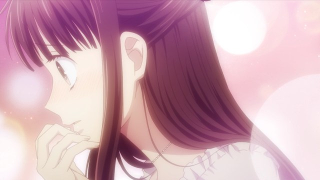 Fruits Basket Season 2 Episode 23: Tohru tried to come to grips with her feelings.
