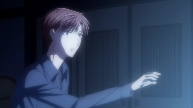 Fruits Basket Season 2 Episode 25: Yeah, Kureno really wants to be with Arisa