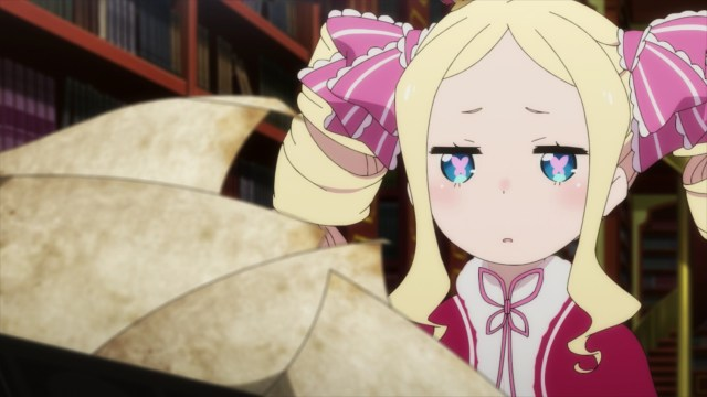 Re:Zero 2 episode 39: What we learned about Beatrice was suitably tragic