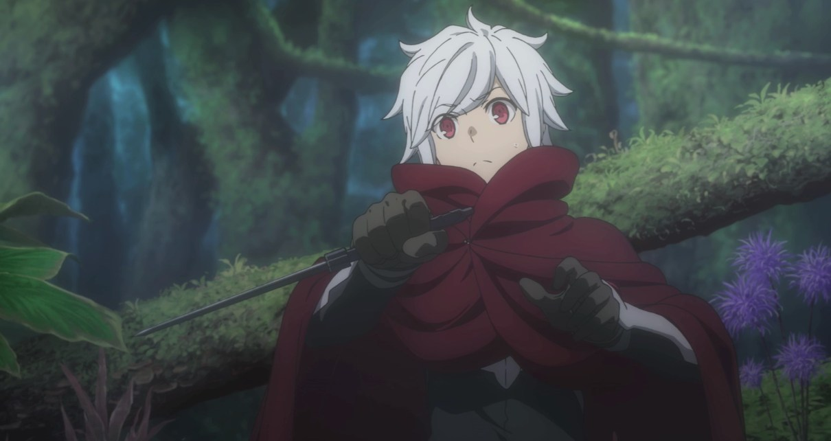 DanMachi III Episode 1: Bell wasn't sure what to think