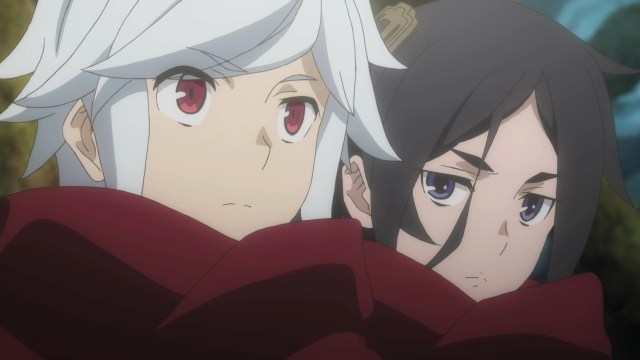 DanMachi III Episode 3: Bell and Mikoto worked well together