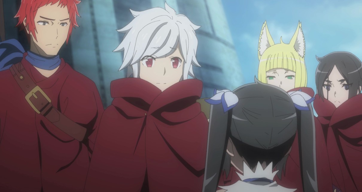 DanMachi III Episode 4: Bell asks the $64,000.00 question