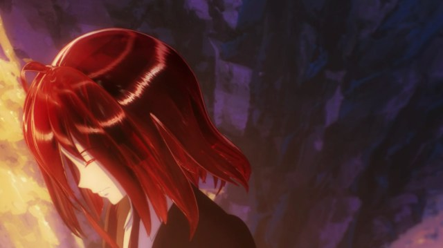 Land of the Lustrous Episode 5: Guilt almost crushed Cinnabar