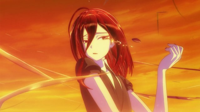 Land of the Lustrous Episode 1: Cinnabar was sick of being alone in the night