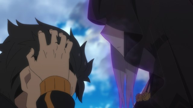 Re:ZERO Season 2 Episode 38: Satella and Subaru were not communicating