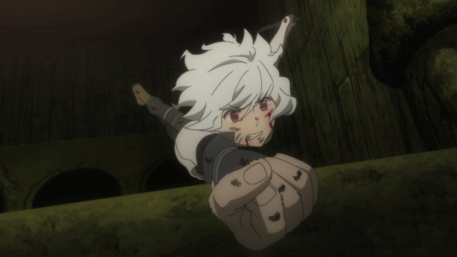 DanMachi III Episode 7: Bell trusted Lyd with his life