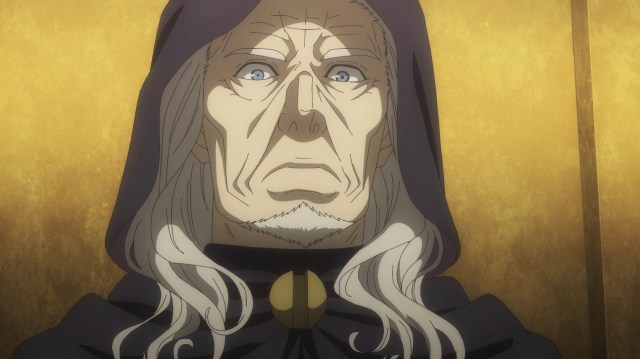 DanMachi III Episode 9: Ouranos was surprised at what Hermes held in his hands