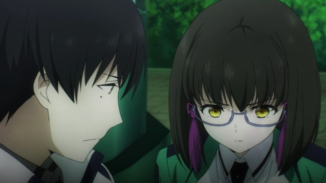 The Irregular at Magic High School: Visitor Arc Episode 5: Shibata wanted to contribute