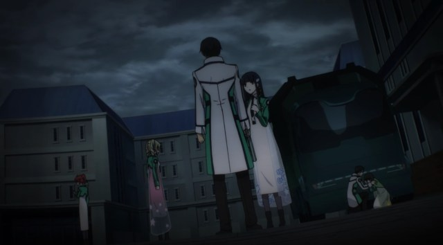 The Irregular at Magic High School: Visitor Arc Episode 5: The parasite had outfought them