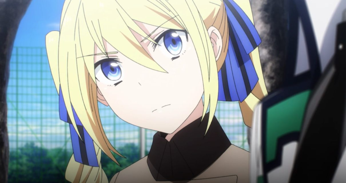 The Irregular at Magic High School: Visitor Arc Episode 6: Lina didn't like the line of questioning