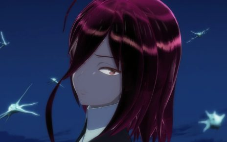 Land of the Lustrous Episode 11: Cinnabar knows or suspects more than they will say