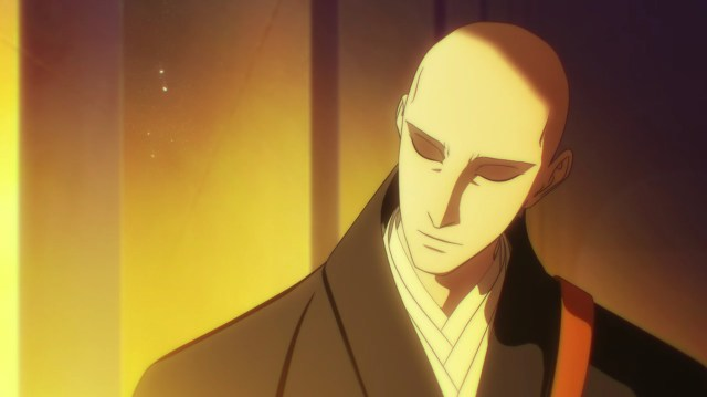Land of the Lustrous Episode 11: Kongou is a mysterious man