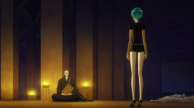 Land of the Lustrous Episode 11: Phos has grown wise