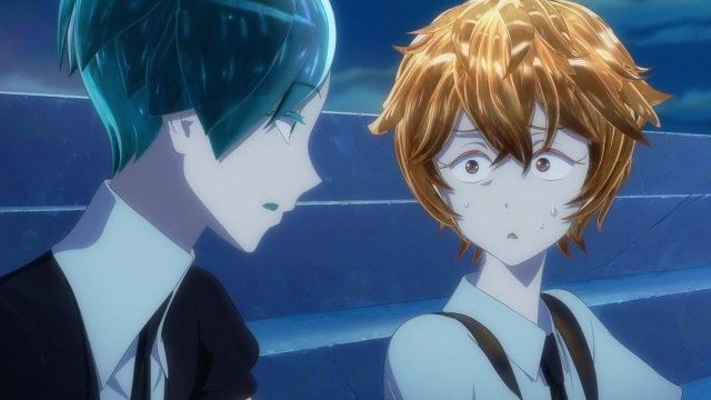 Land of the Lustrous Episode 12: Zircon was almost desperate to improve