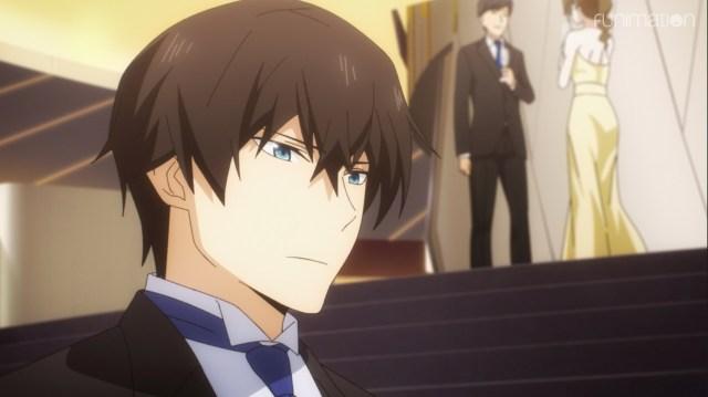 The Irregular at Magic High School: Visitor Arc Episode 12: Tatsuya analyzes everything around him