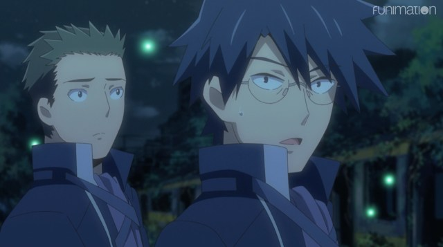 Log Horizon: Destruction of the Round Table Episode 3: The sight of the five women shocked Shiroe.