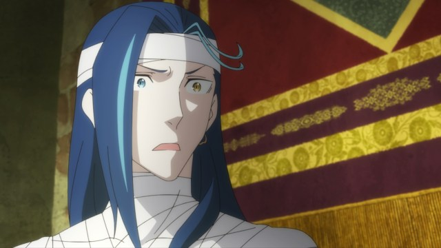 Re:ZERO Season 2 Part 2 Episode 39: It's unusual to see Roswaal so shocked