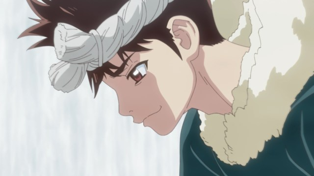 Dr. Stone Season 2 Episode 4: And Chrome gets even more points for bravery