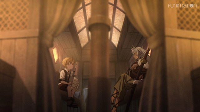 Mushoku Tensei: Jobless Reincarnation Episode 5: A chance to get Paul in trouble? Rudy's all in!