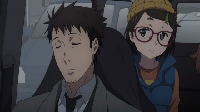Gate Thus The JSDF Fought There Episode 10: Risa knows her ex-husband very well.