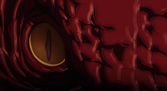 Mushoku Tensei: Jobless Reincarnation Episode 8: The dragon was huge.