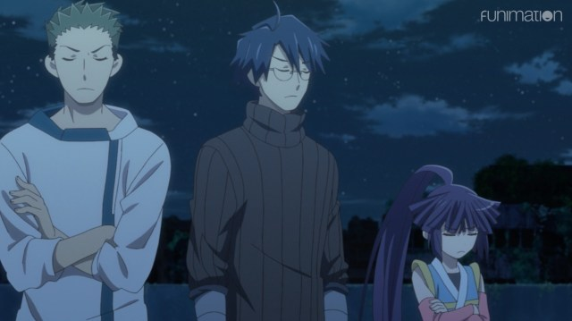 Log Horizon: Destruction of the Round Table Episode 8: The pain from game glitches can be real.