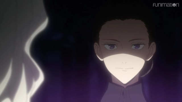 The Promised Neverland Season 2 Episode 9: Isabella's back and she's a grandma now.