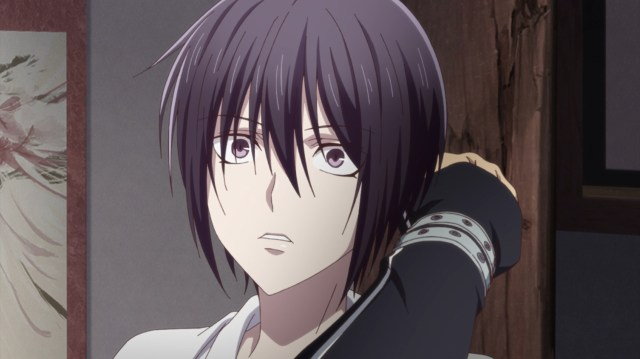 Akito's lucky Haru is a good man.
