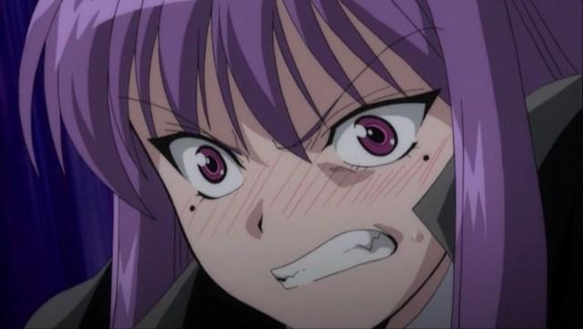 Demon King Daimao Episode 8: Fujiko has a  high tolerance for tentacles. But it isn't infinite!